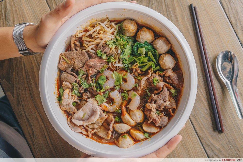 The Thai Society Ma La Boat Noodles 2
