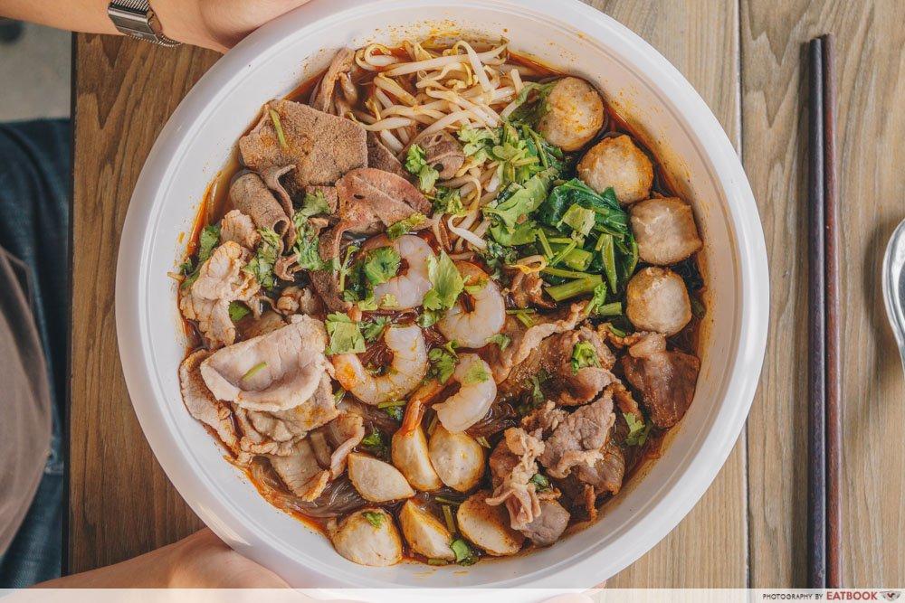 The Thai Society Ma La Boat Noodles 3