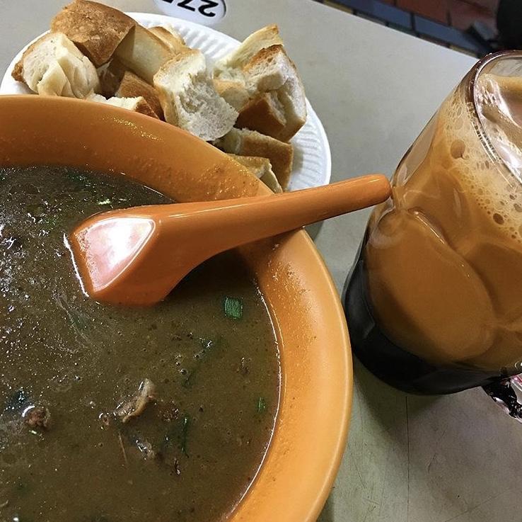 Ayer Rajah - A Rashid Khan Kambing Soup