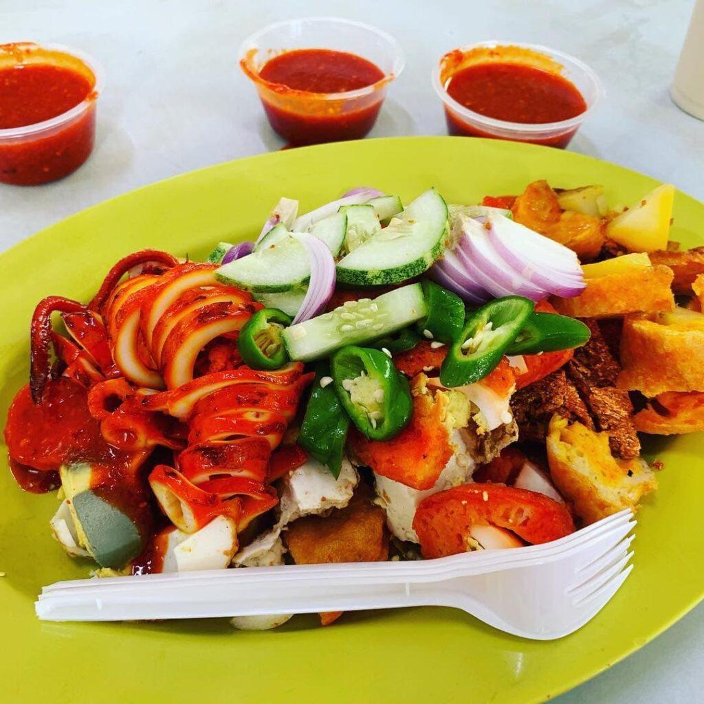 Ayer Rajah Food Centre Rojak