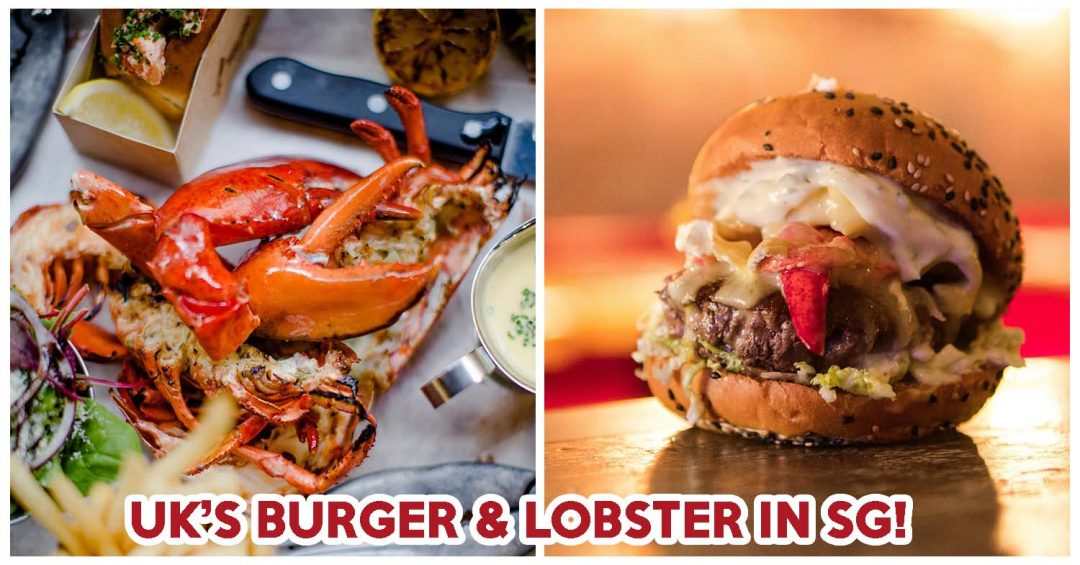 BURGER AND LOBSTER SG