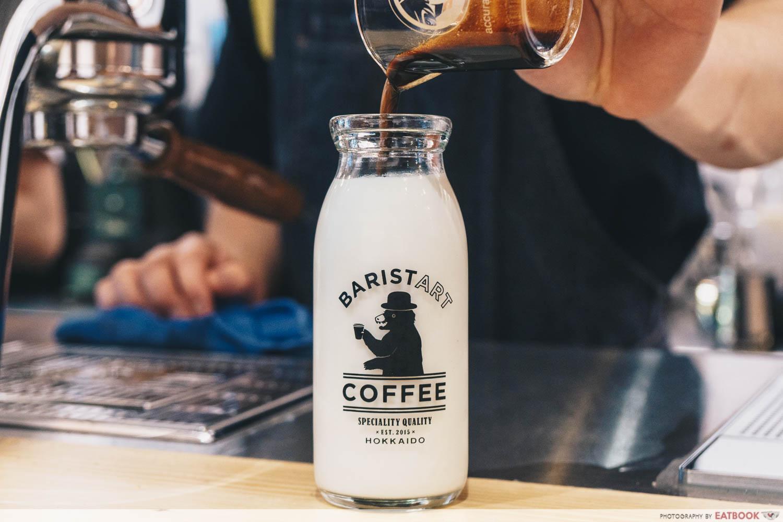 Baristart - Biei Milk Jersey Coffee