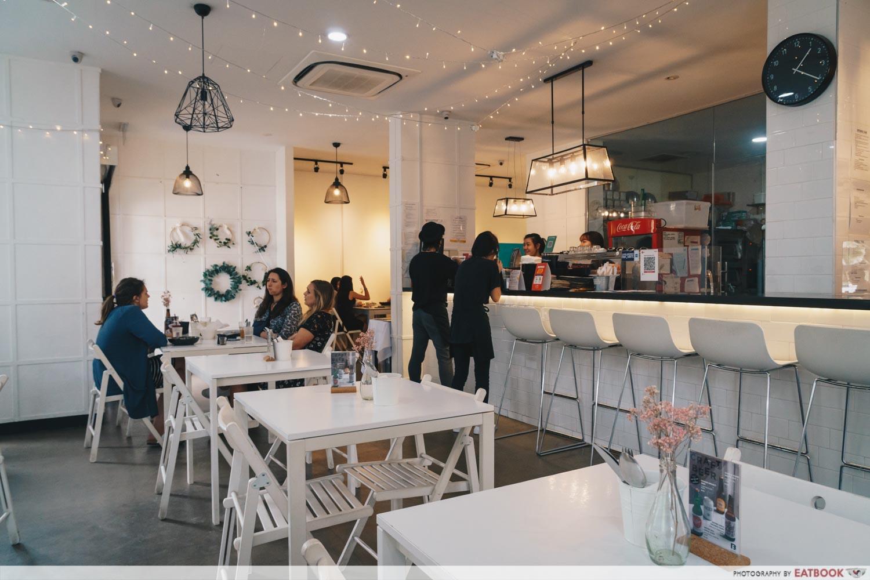 Boufé Boutique Café - Ambience