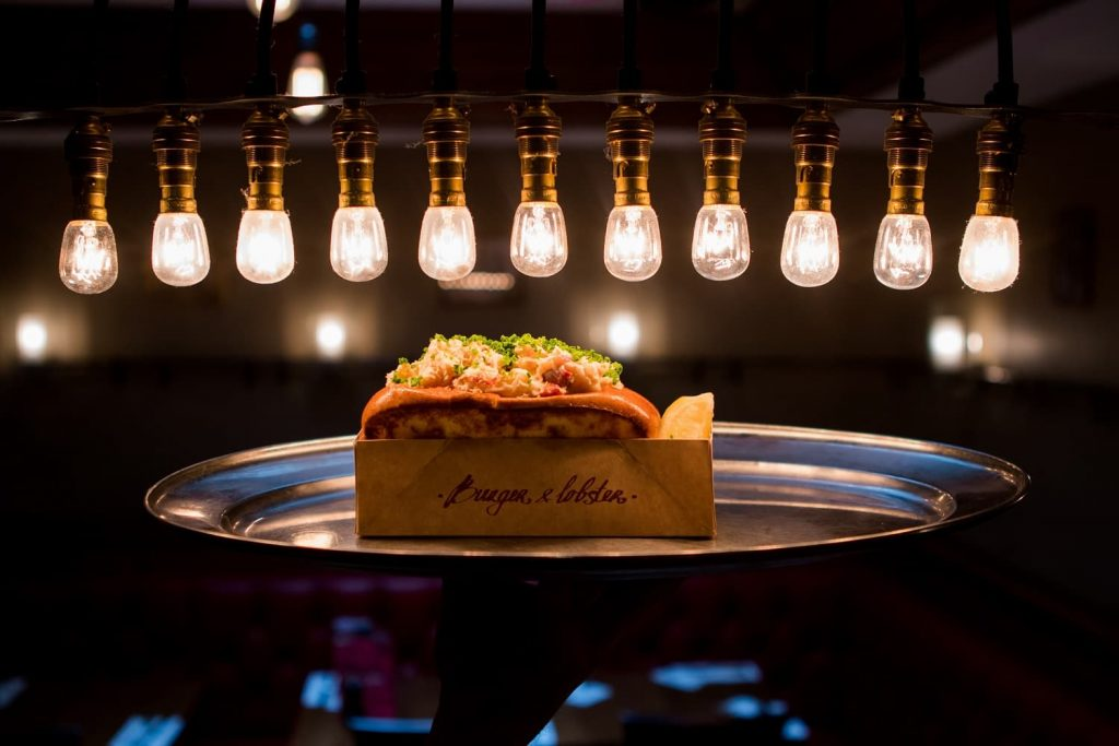 Burger & Lobster_Original Roll