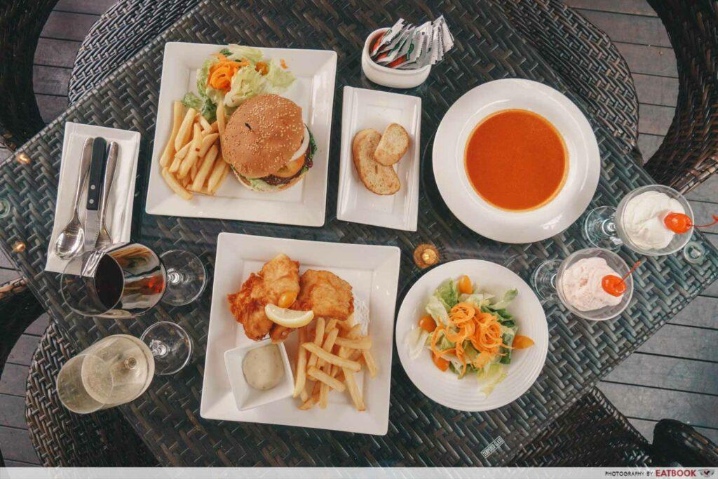 CHIJMES-MOA Tiki Bar & Grill