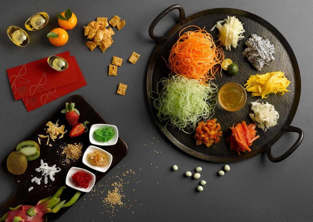 Chinese New Year Dining Promos Maybank Four Points Eatery