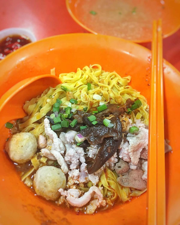 Choa Chu Kang Food - CCK 302 Food House Bak Chor Mee