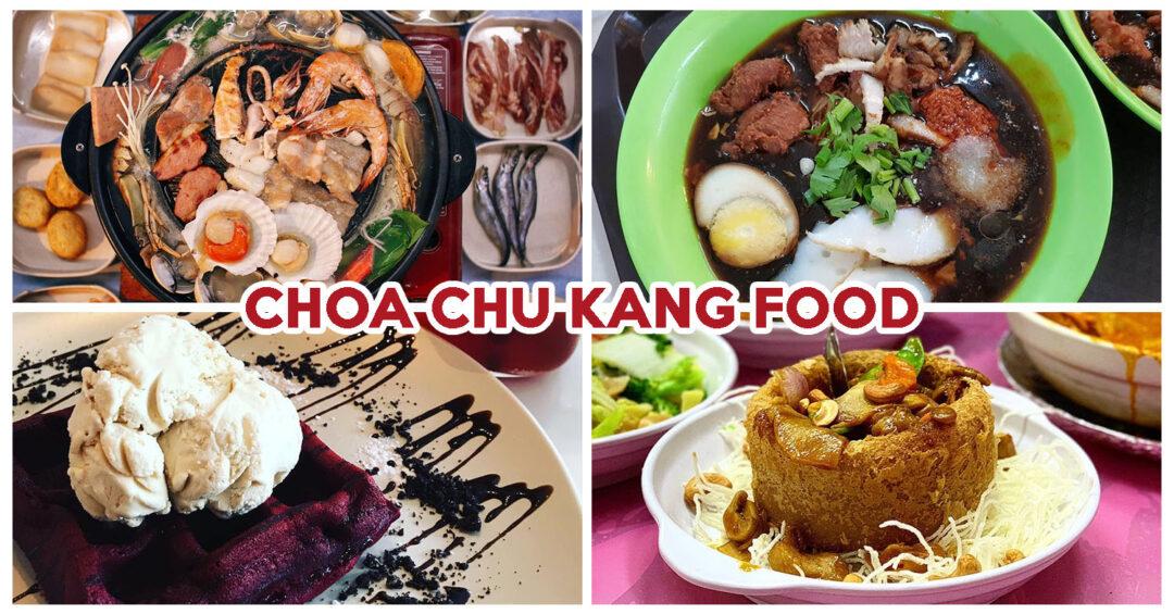 Choa Chu Kang Food - Feature Image
