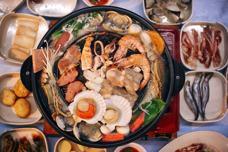 Choa Chu Kang Food - Jub Jub Mookata