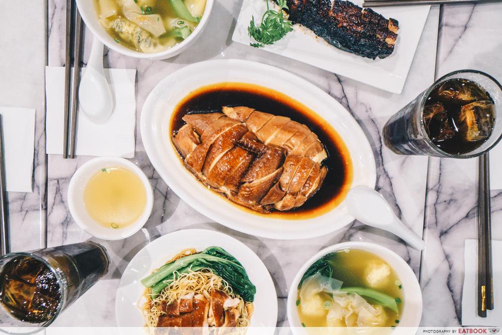 Great World City - Ho Fook Hei Soy Sauce Chicken