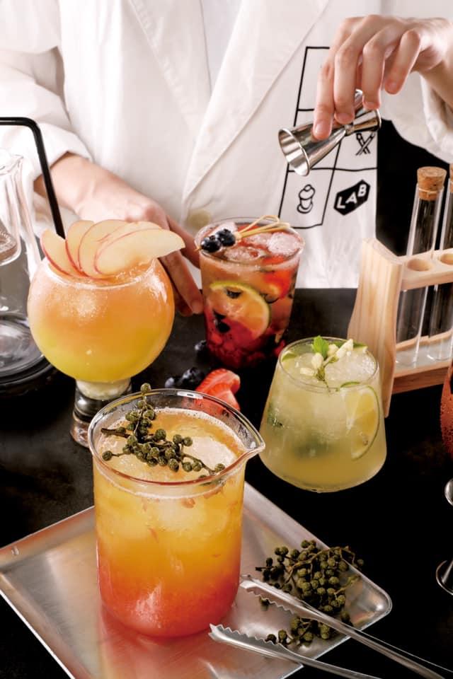 HEYTEA - Alcoholic Drinks