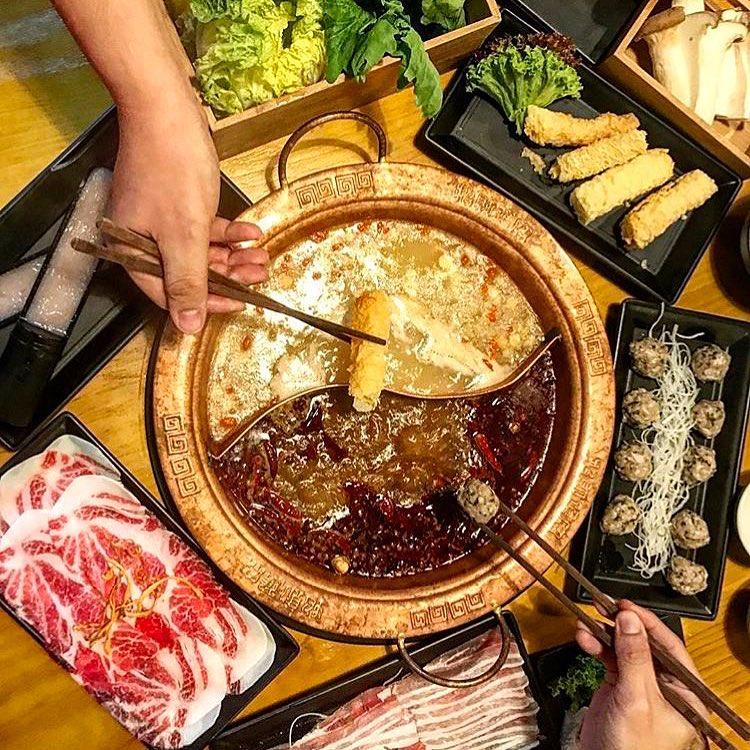 Hai Di LAo Alternatives - Long QIng Hotpot