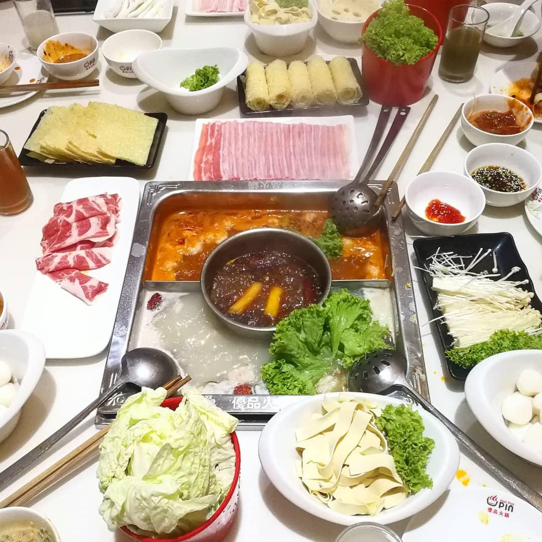 Hai Di LAo Alternatives - Upin Hotpot