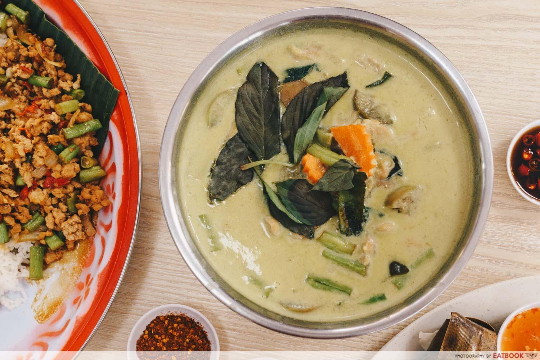 Im Thai Kitchen - Green Curry Chicken