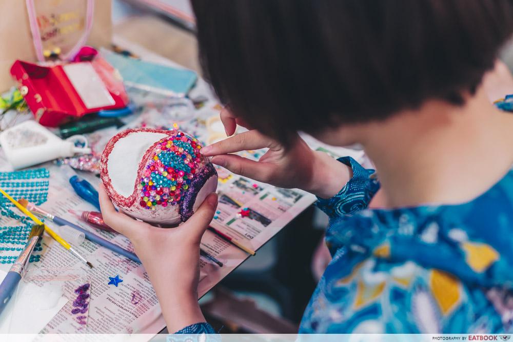 Inspiration Store - Daruma Painting