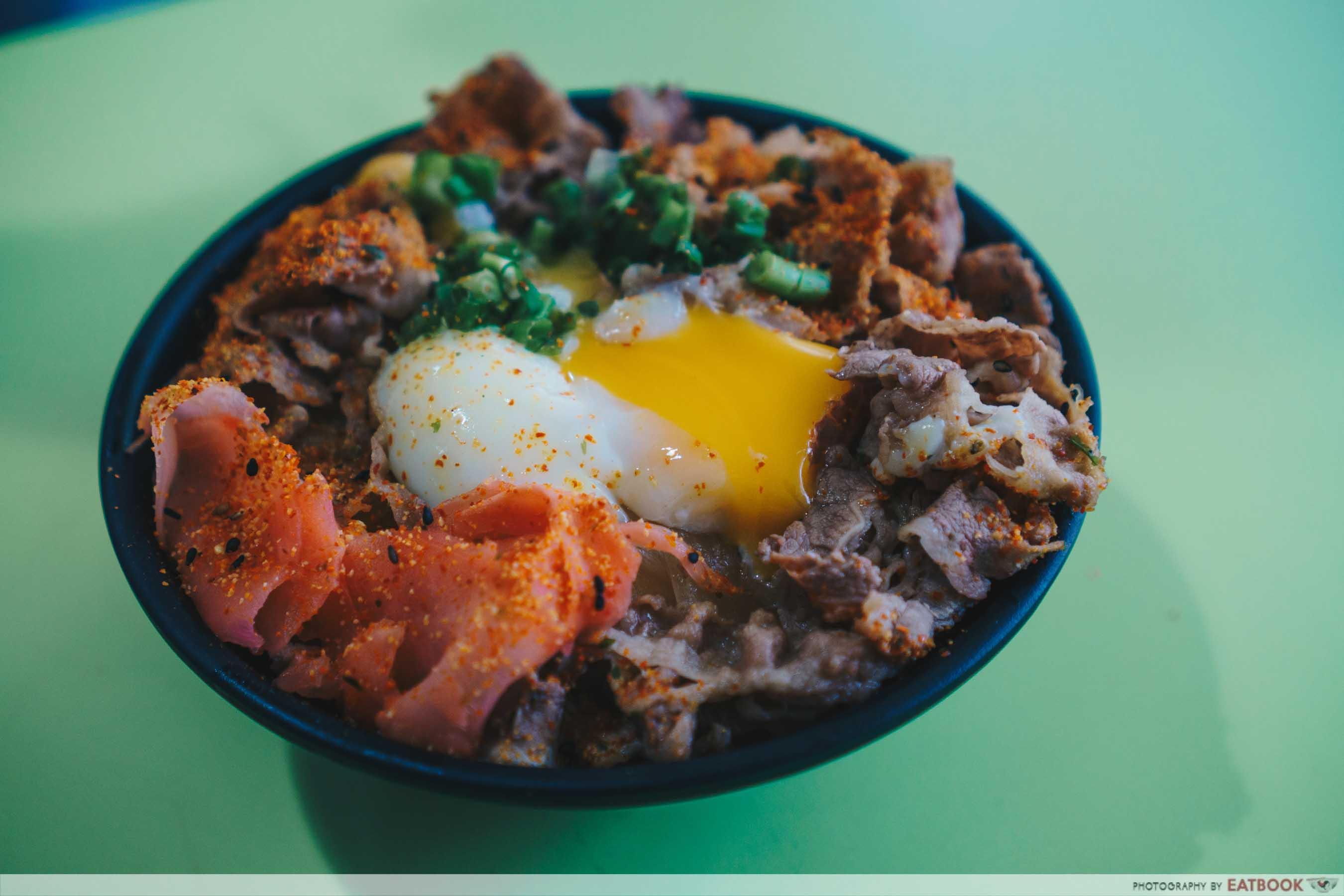 Kinobe onsen egg