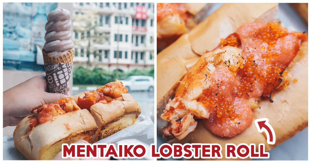 Lobsters & Ice Cream - Feature Image