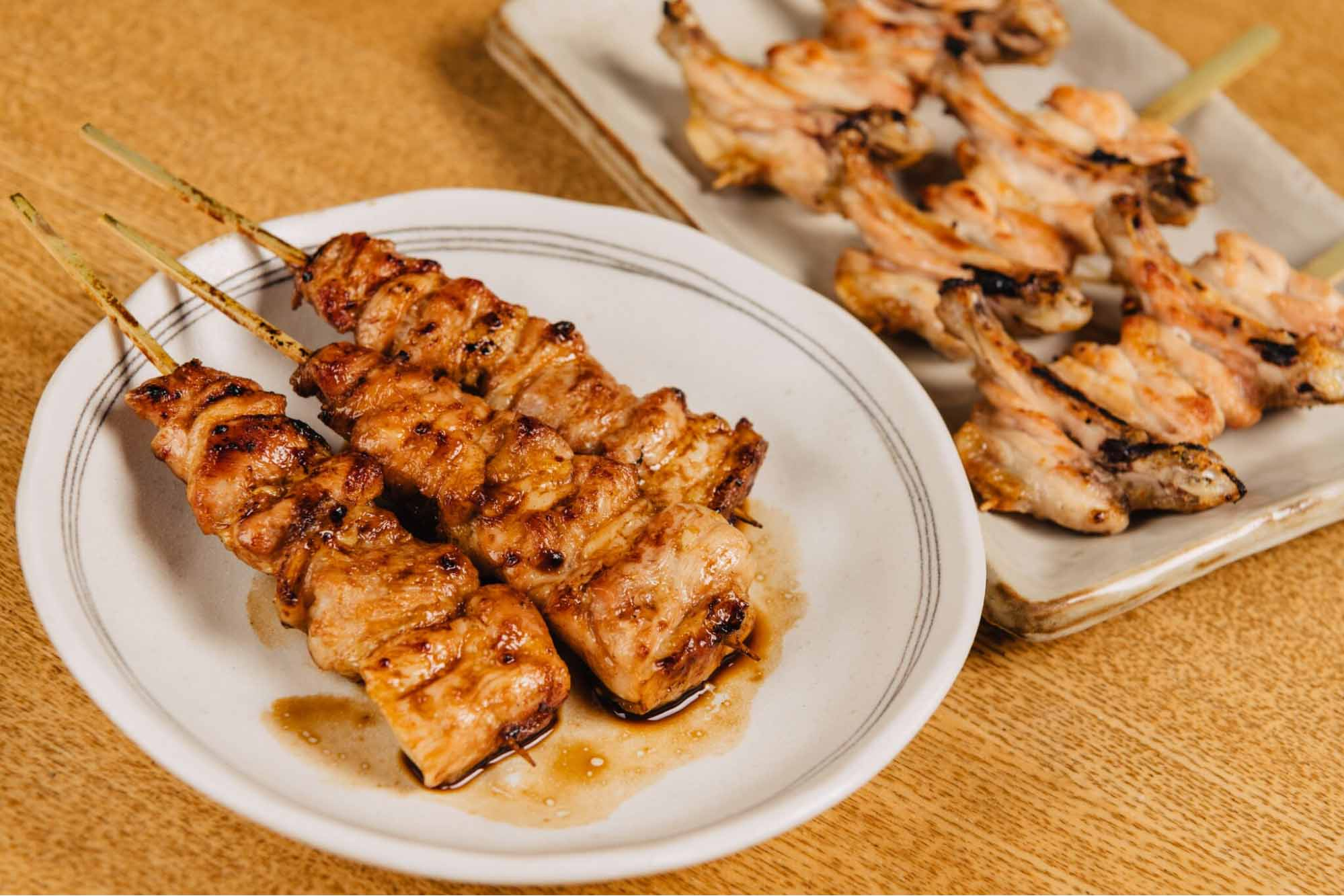 Michelin guide street food festival toritama shirokane
