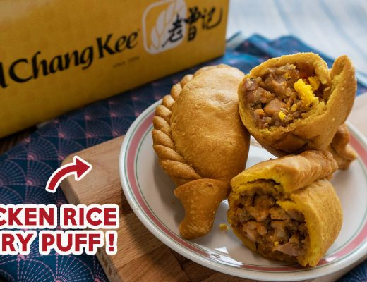 Old Chang Kee Chicken Rice Curry Puff Eatbook Cover Image