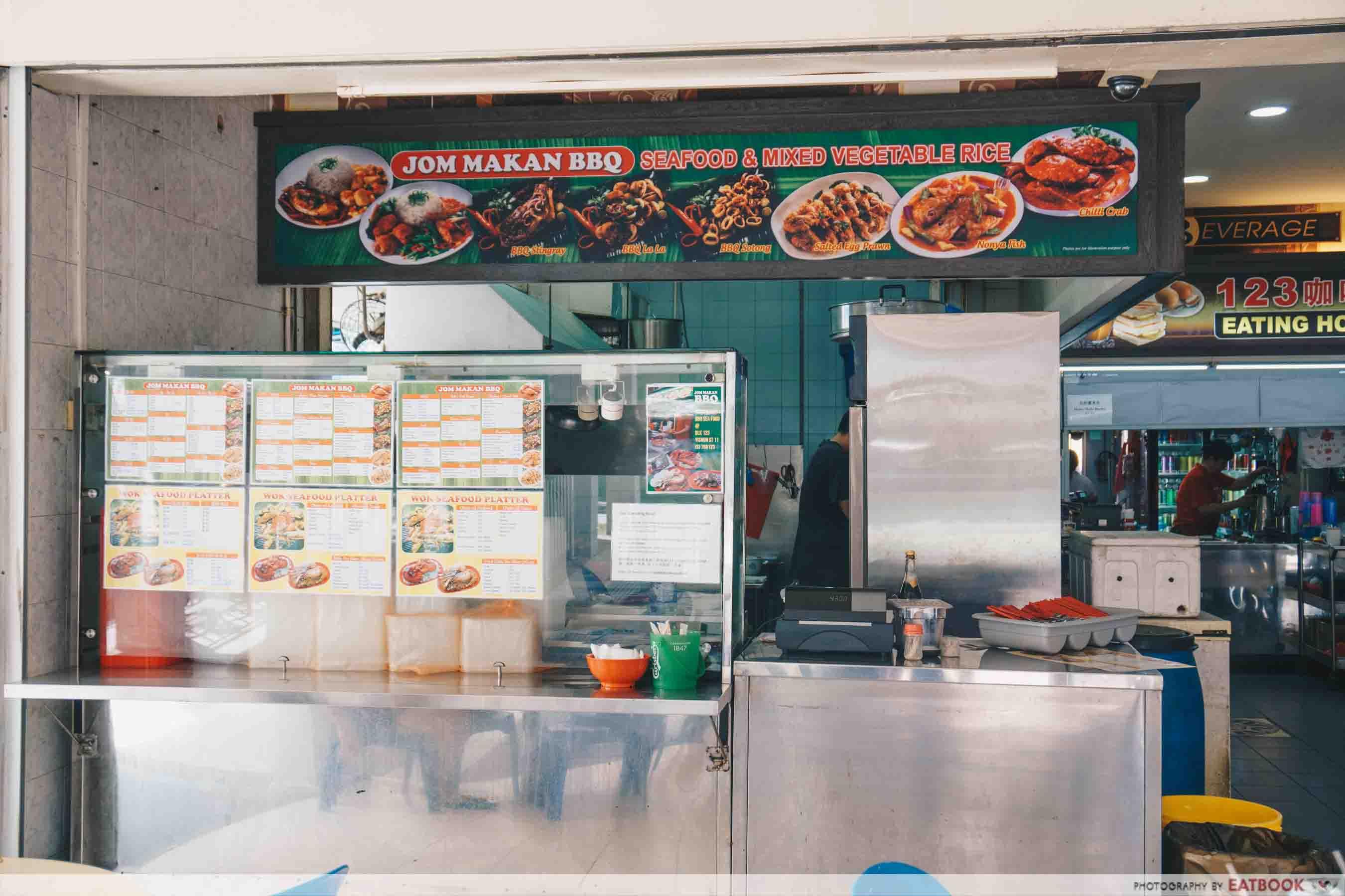 Jom Makan BBQ Seafood - Verdict