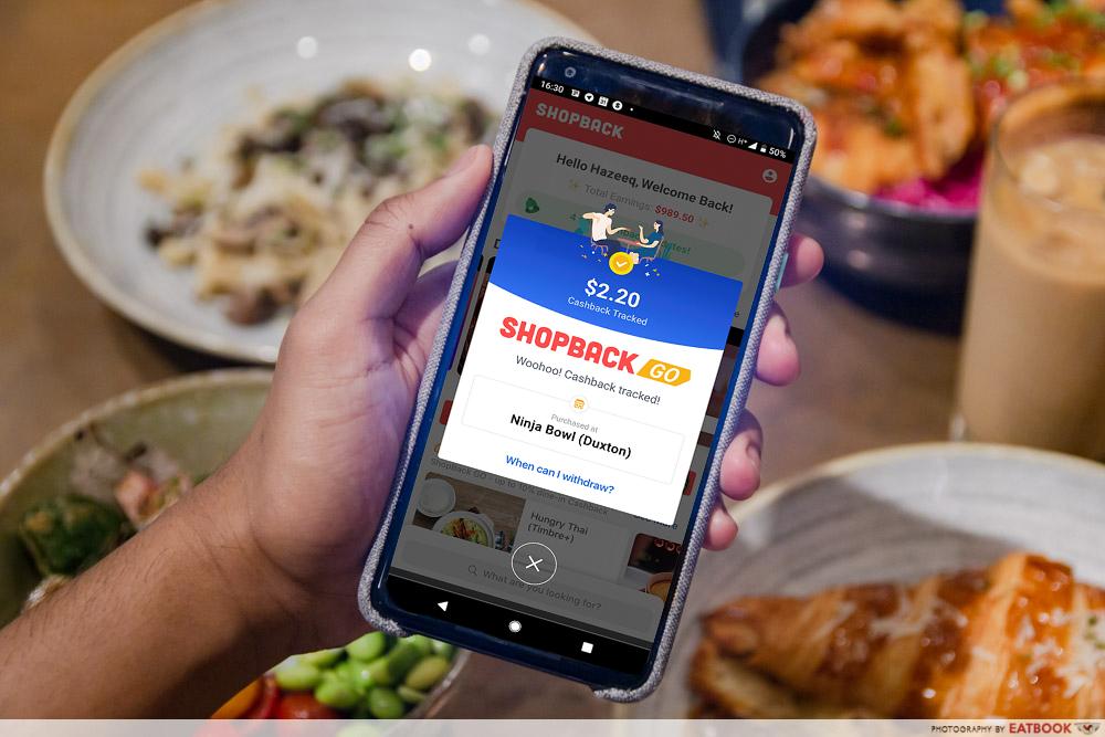 ShopBack Go - App