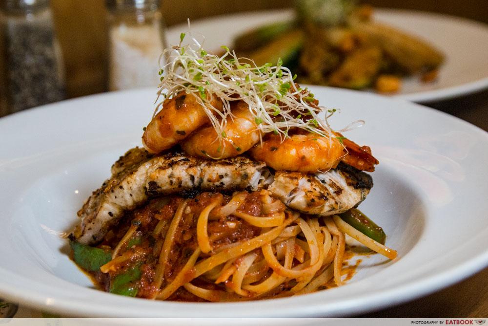ShopBack Go - Cedele Bakery Kitchen Sea Bass Pasta
