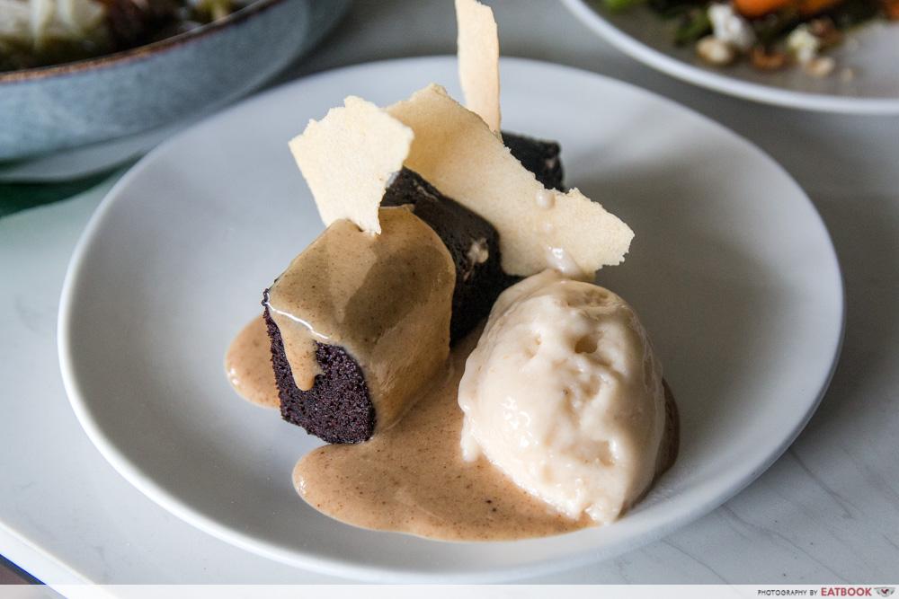 ShopBack Go - HRVST Chocolate Cake