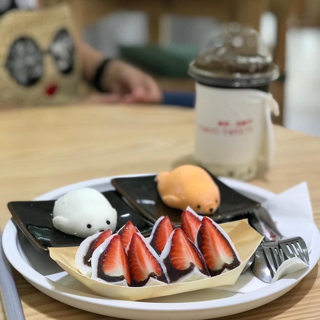 Tokyo Sweets Strawberry Daifuku