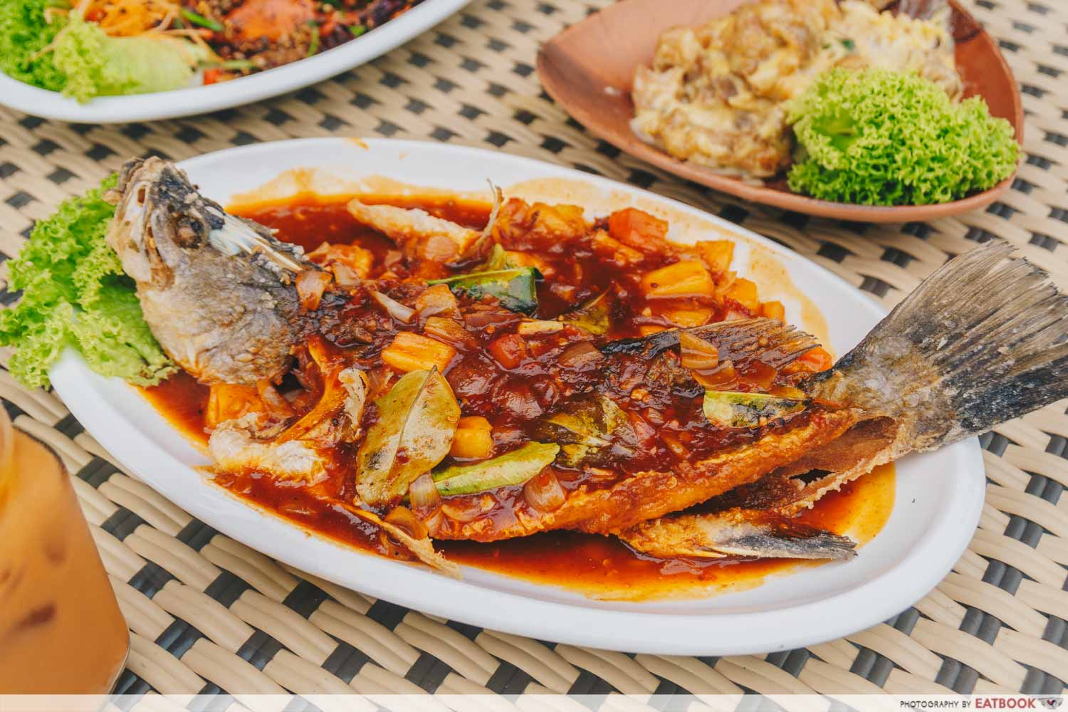 Yassin Kampung - Three Flavoured Fish