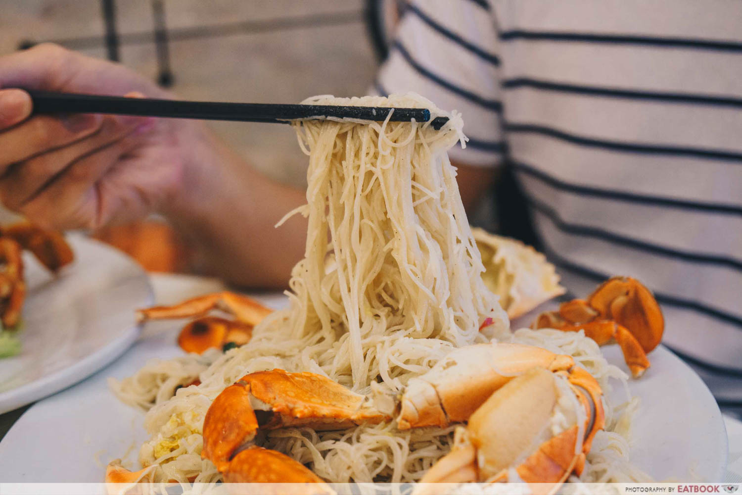 Crab At Bay - Braised Bee Hoon
