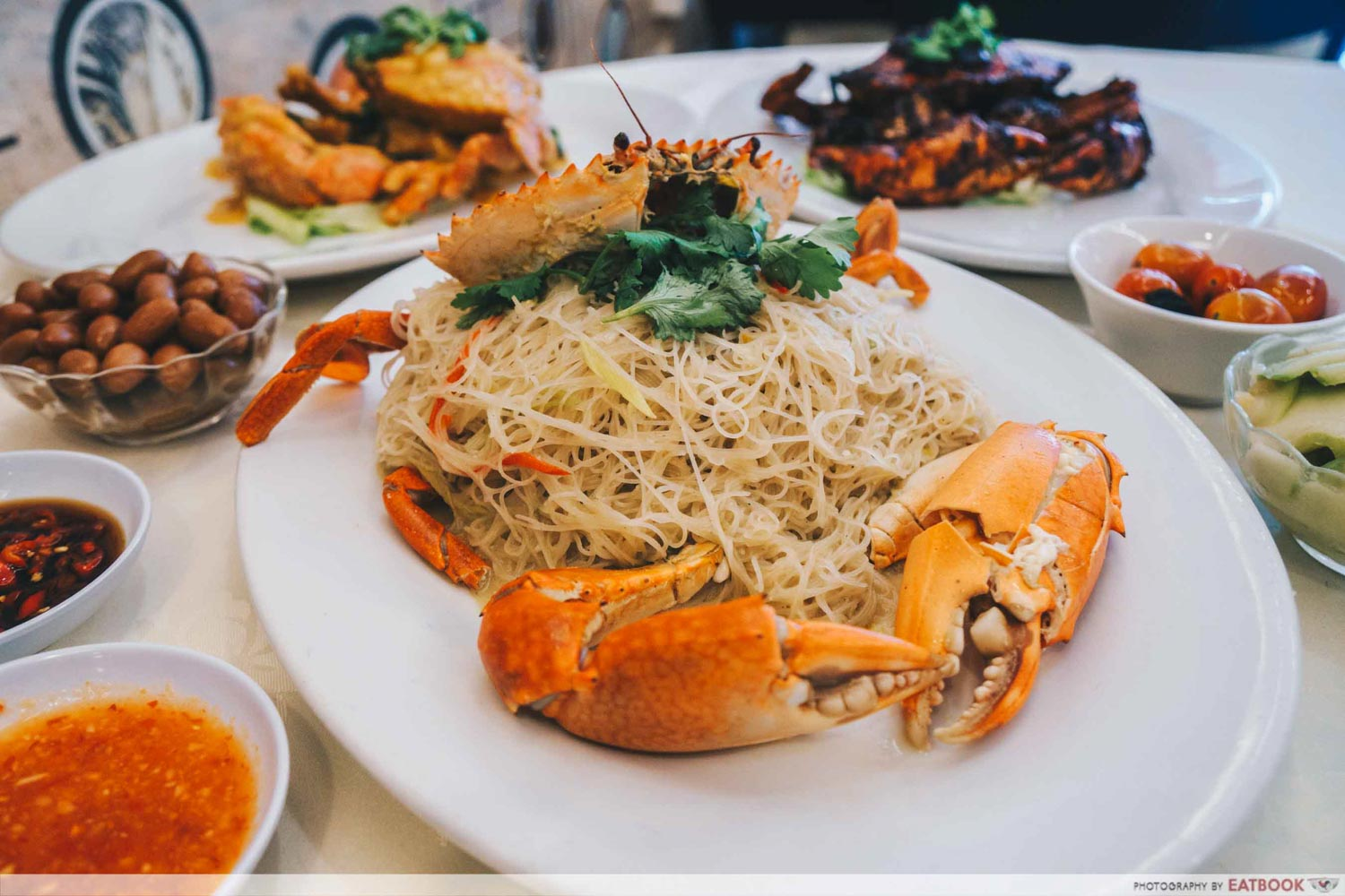 Crab At Bay - Crab Bee Hoon Intro