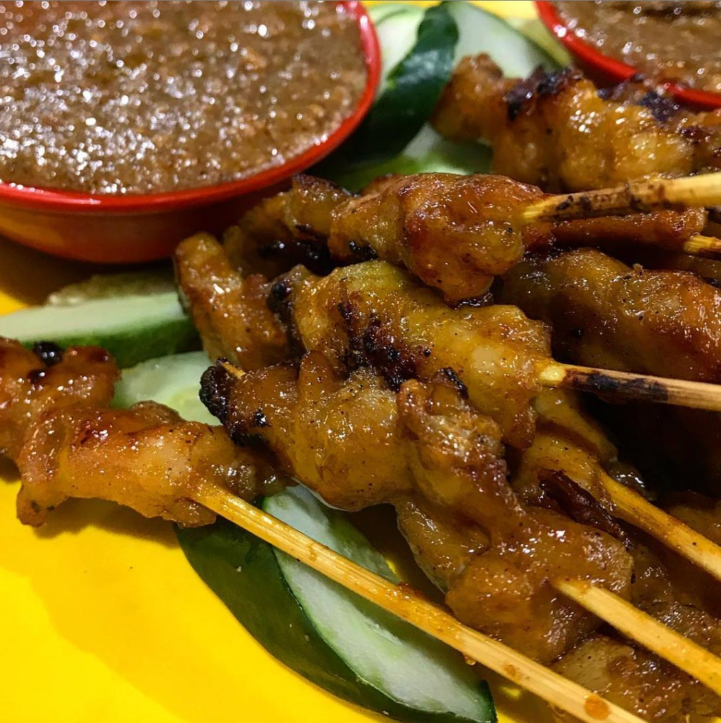 hawker centres west clementi 448 market and food centre chai ho satay and dried pork