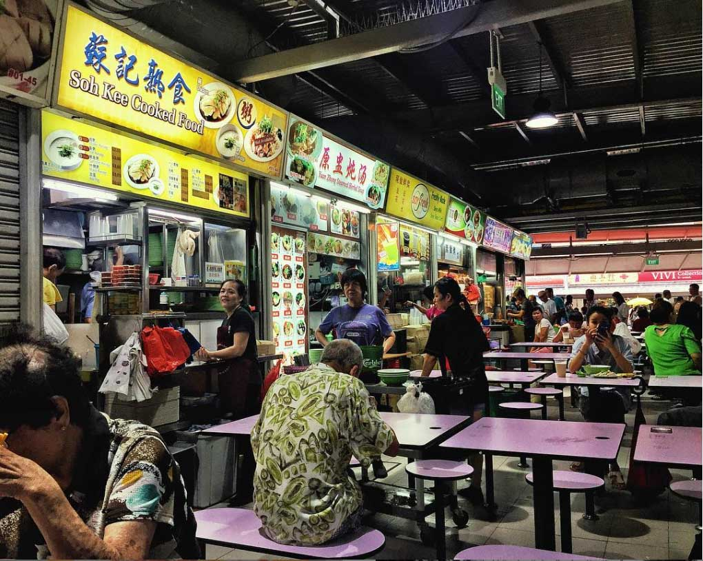 hawker centres west jurong west 505 market and food centre
