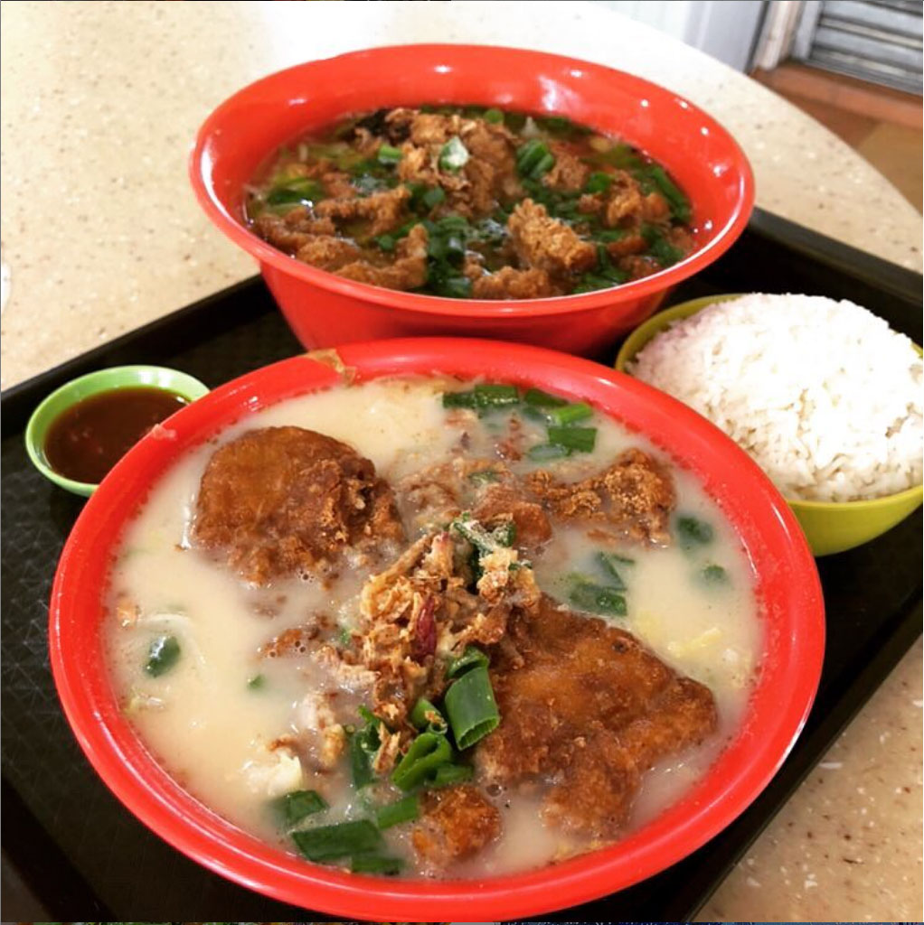 hawker centres west yuhua village market and food centre rong sheng fish head bee hoon