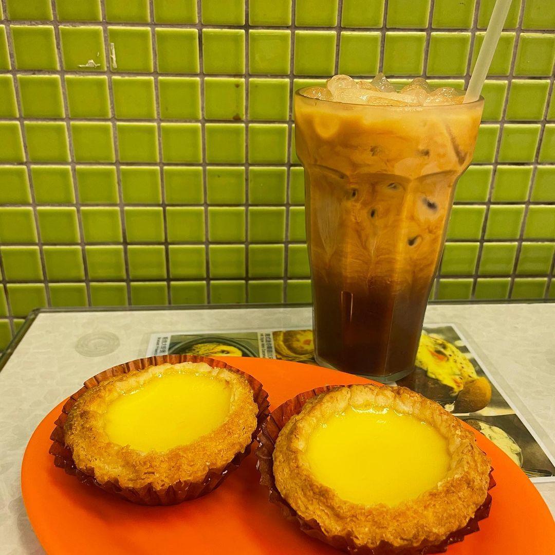 legendary hong kong egg tarts
