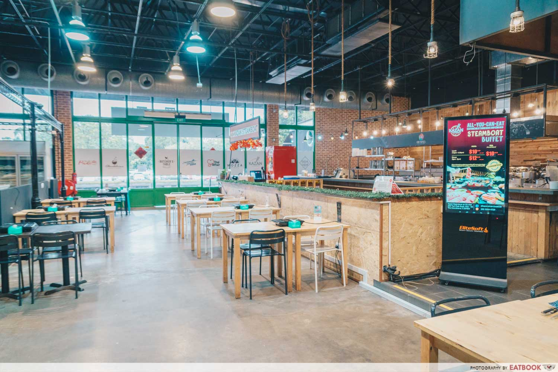 new restaurants february kazan ambience