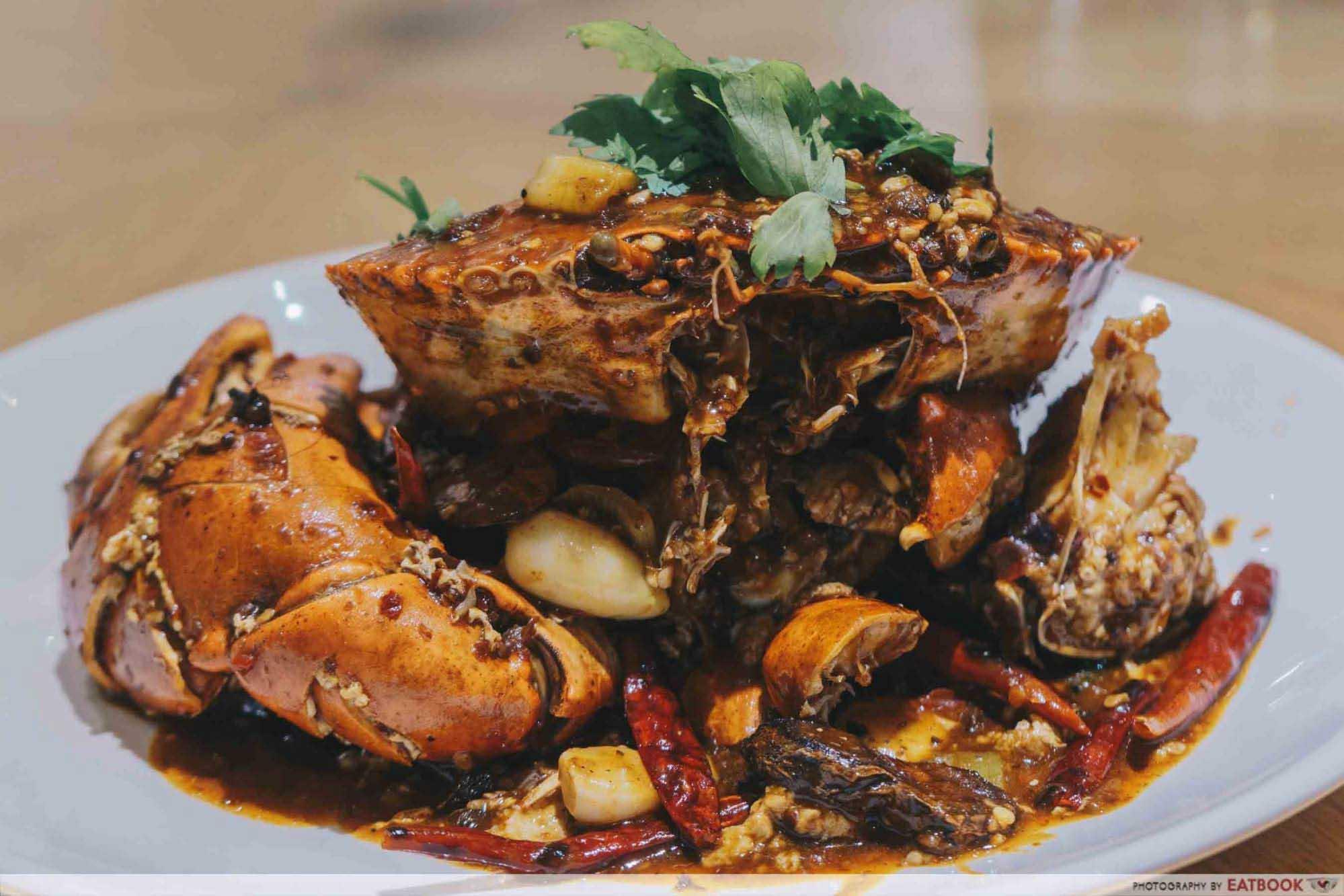 new restaurants february piao xiang ma la ma la crab