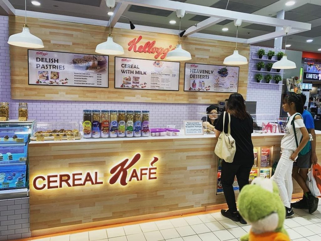new restaurants january cereal cafe