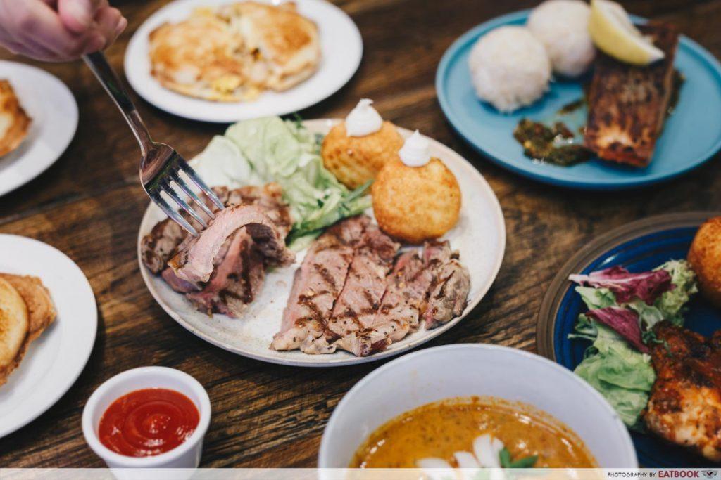 new restaurants january chachako