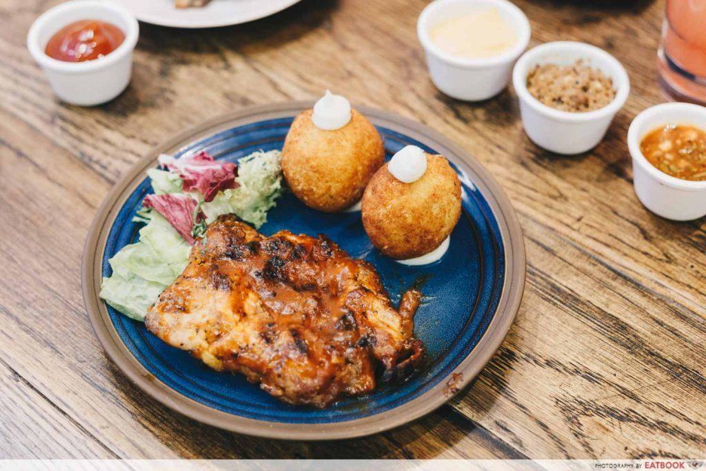 new restaurants january chachako jurong