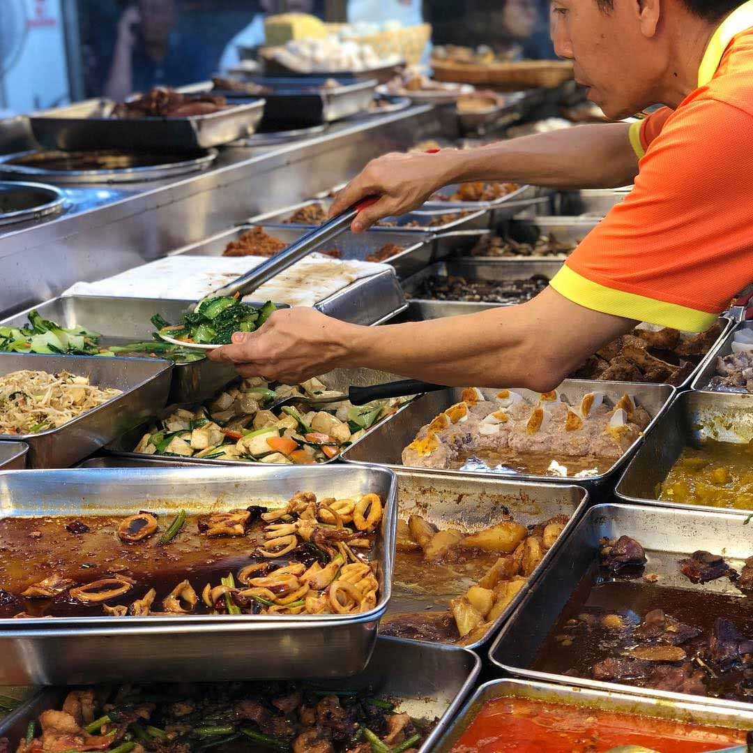 north-east supper spots heng long teochew porridge