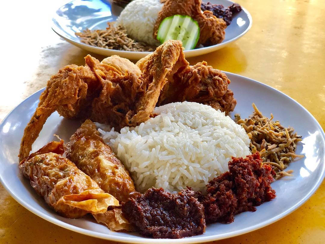 north-east supper spots ponggol nasi lemak centre