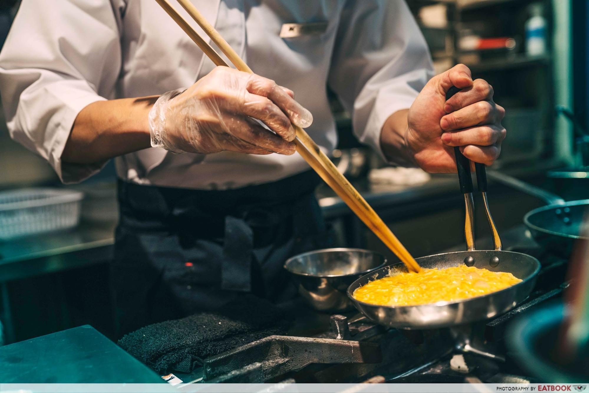 omurice keisuke egg