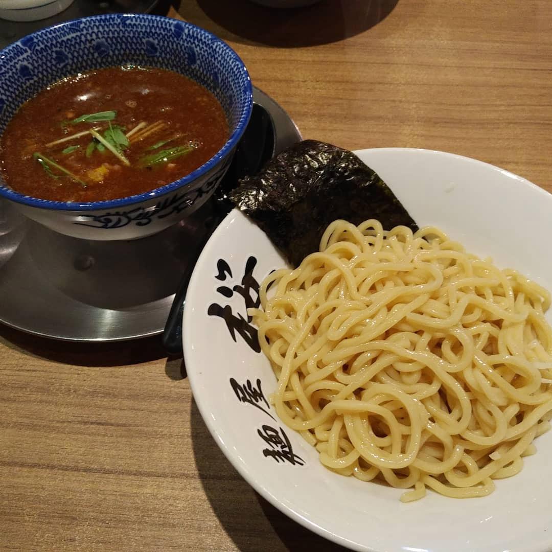 spicy ramen menya sakura