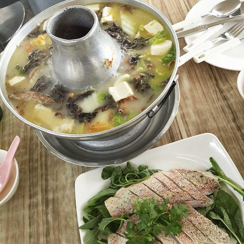 Yew Tee Food - Ming Kitchen