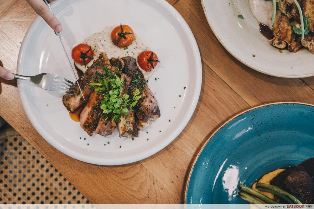 1-for-1 Dining Deals - Porta Park Hotel Clarke Quay