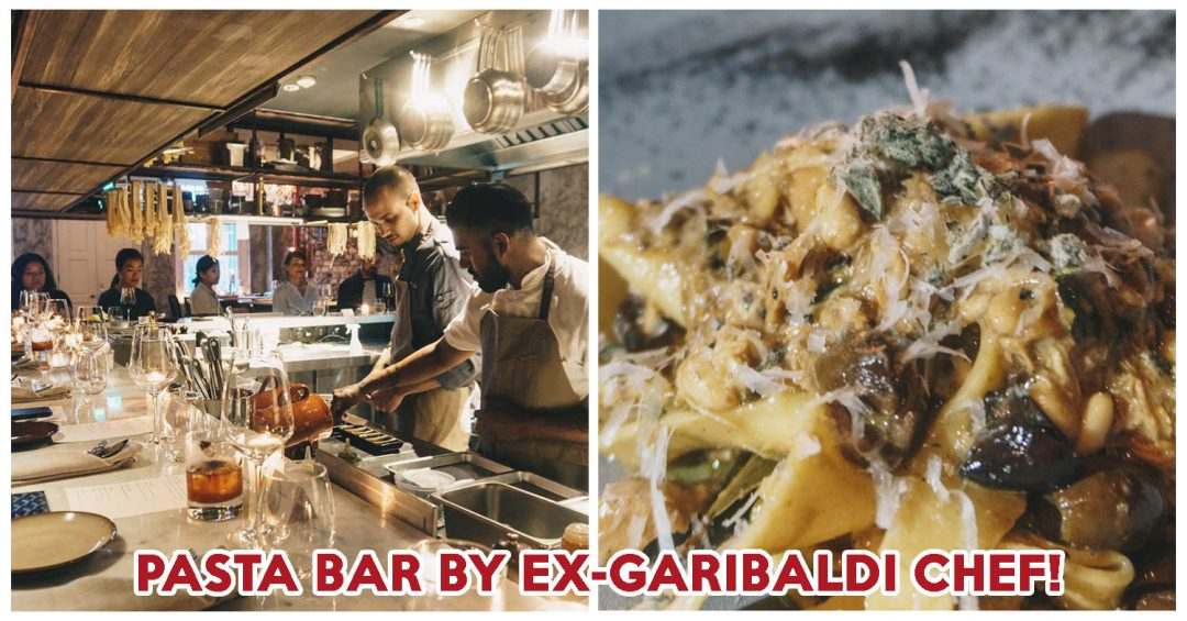 10 New Restaurants March - COver Image Pasta Bar By Ex-Garibaldi Chef