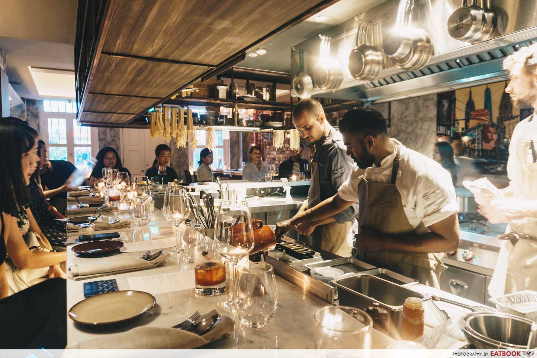 10 New Restaurants March - Pasta Bar