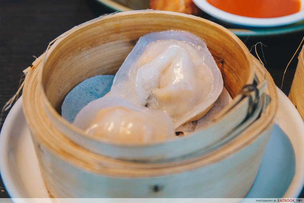 Andaz Dim Sum Buffet - Scallop Siew Mai