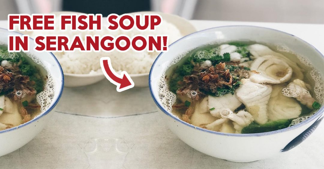 Free Fish Soup - Feature Image